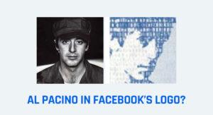 Al Pacino Facebook Logo