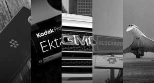Lessons from brands' failure