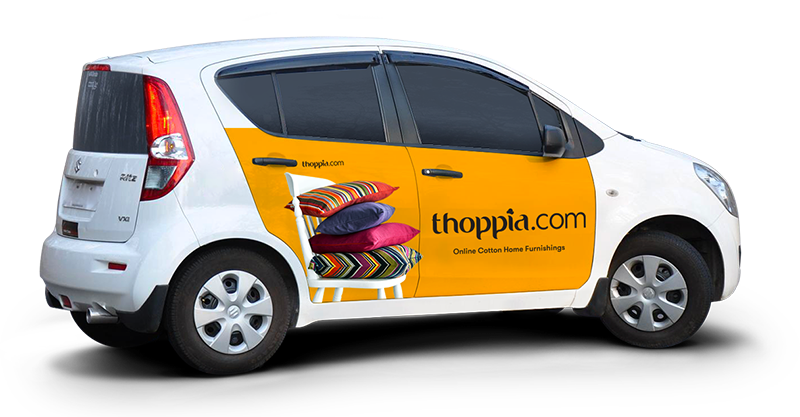 Website development and marketing for Thoppia
